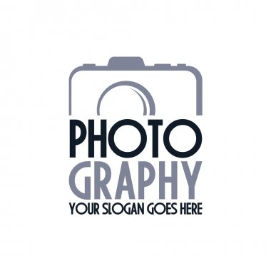 Photography - logo template