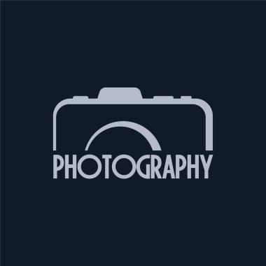 Photography - logo template