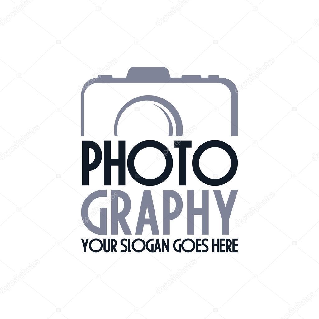 Photography - logo template — Stock Vector © vectorfirst #69760037