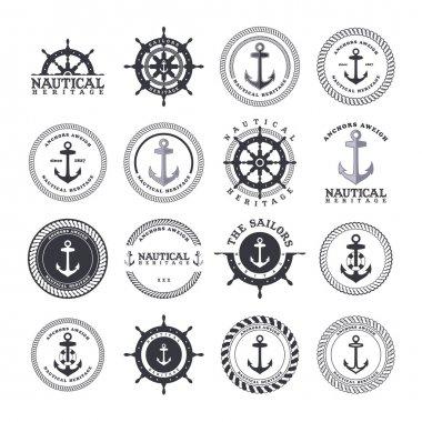 nautical symbol theme