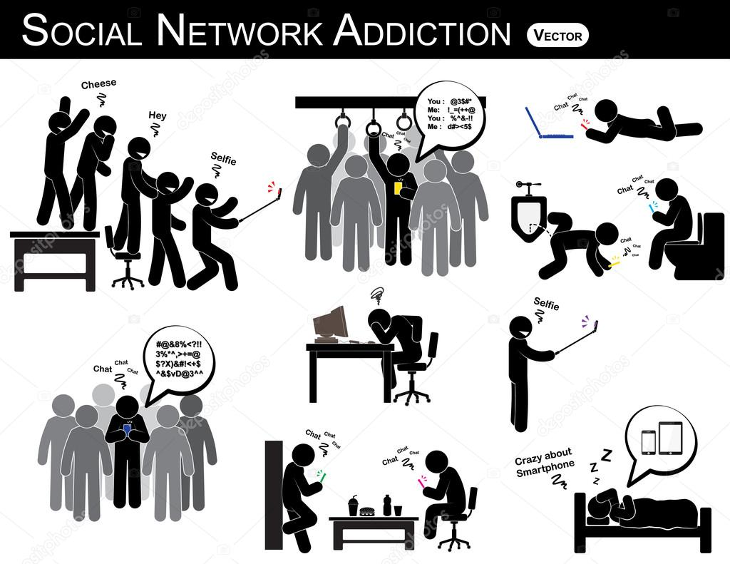 social networking addiction Social networking web sites like myspace and facebook have never been more popular as cbs news national correspondent hattie kauffman reports, some worry the sites are perhaps too popular.