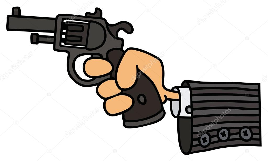Картинки смешных пистолетов