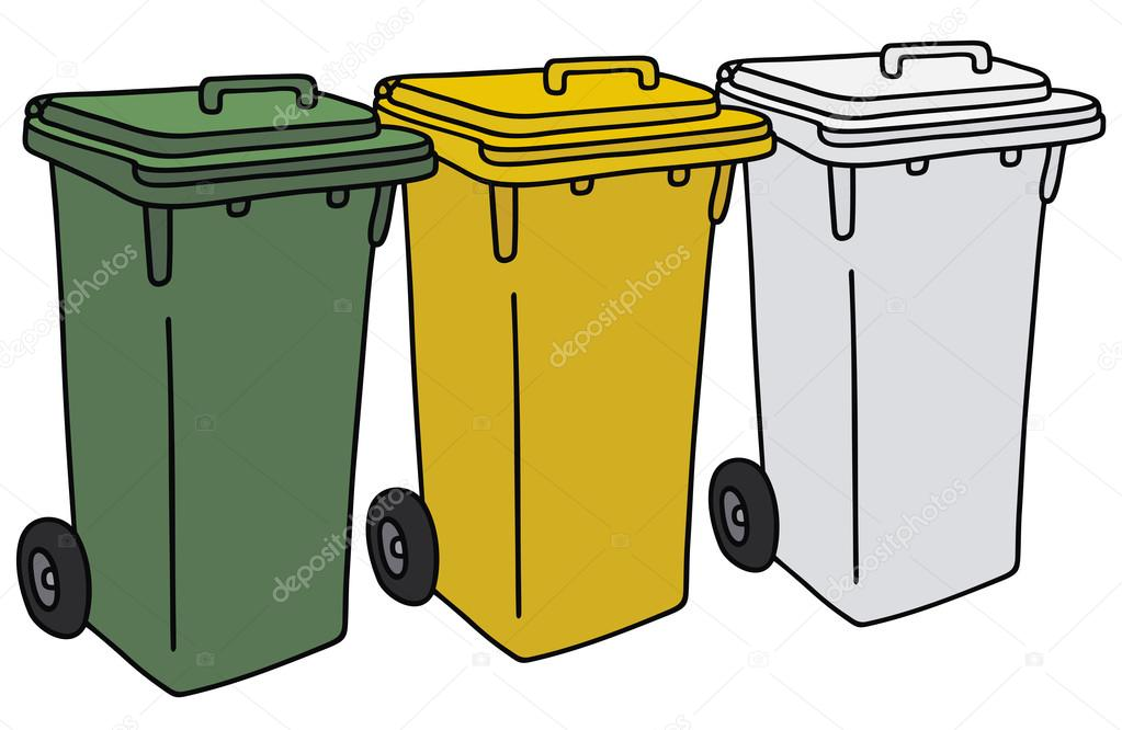 Contenedores de reciclaje archivo im genes vectoriales - Contenedores de reciclar ...