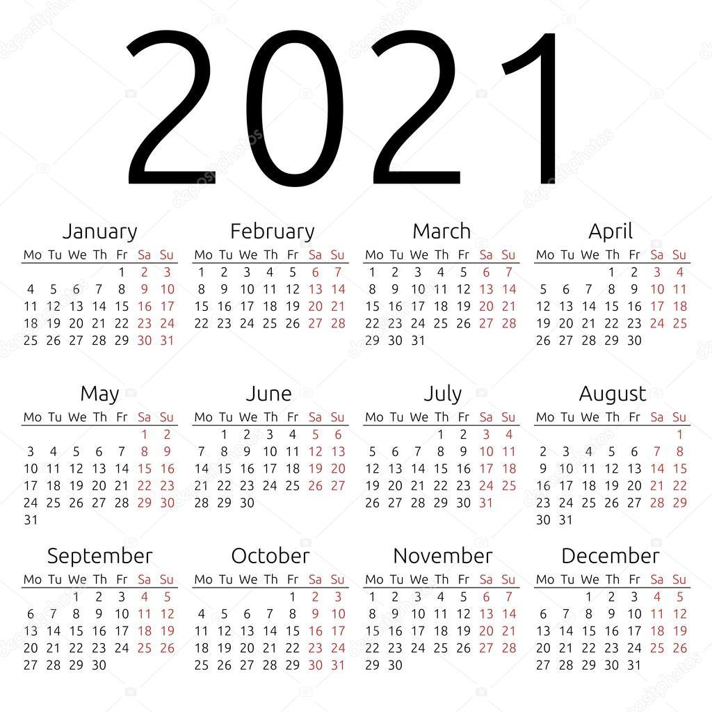2021 #hashtag