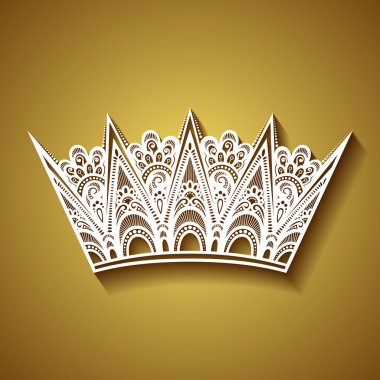 Decorative Ornate Crown