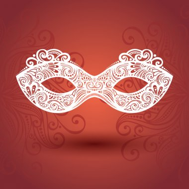 Beautiful Masquerade Mask