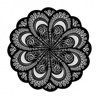 Beautiful Deco Mandala