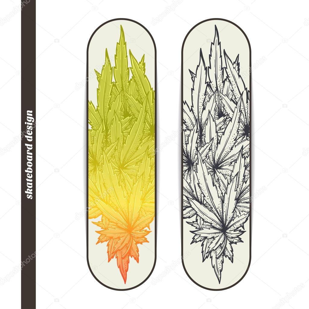 Skateboard Design Two