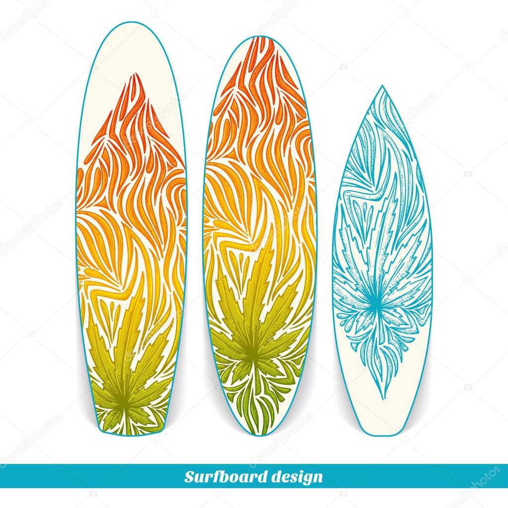 Surfboard Design Three
