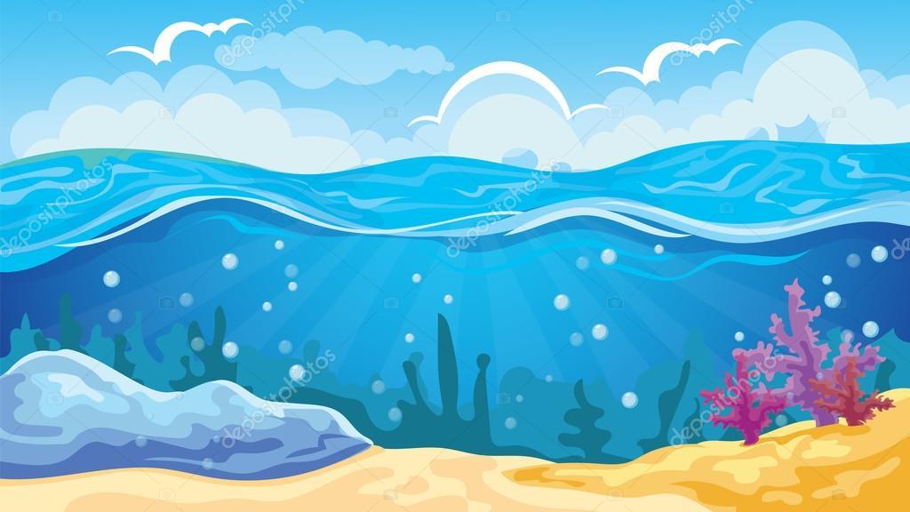 Juegos fondo marino
