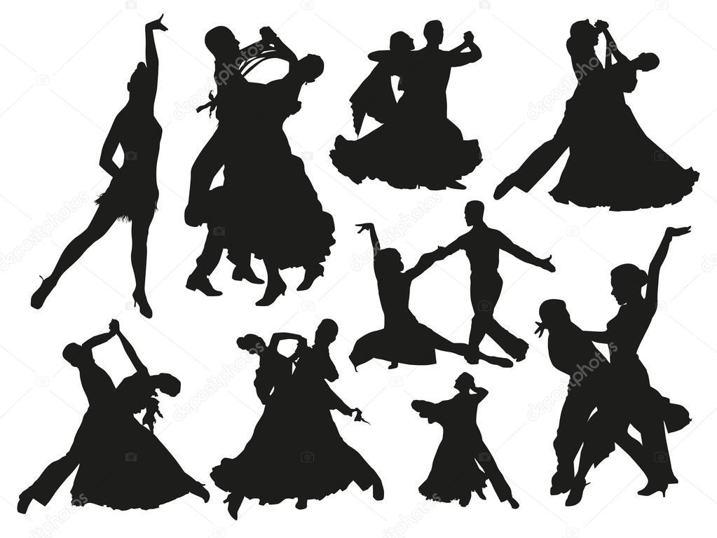 ᐈ Danza moderna para colorear imágenes de stock, dibujos danza ...