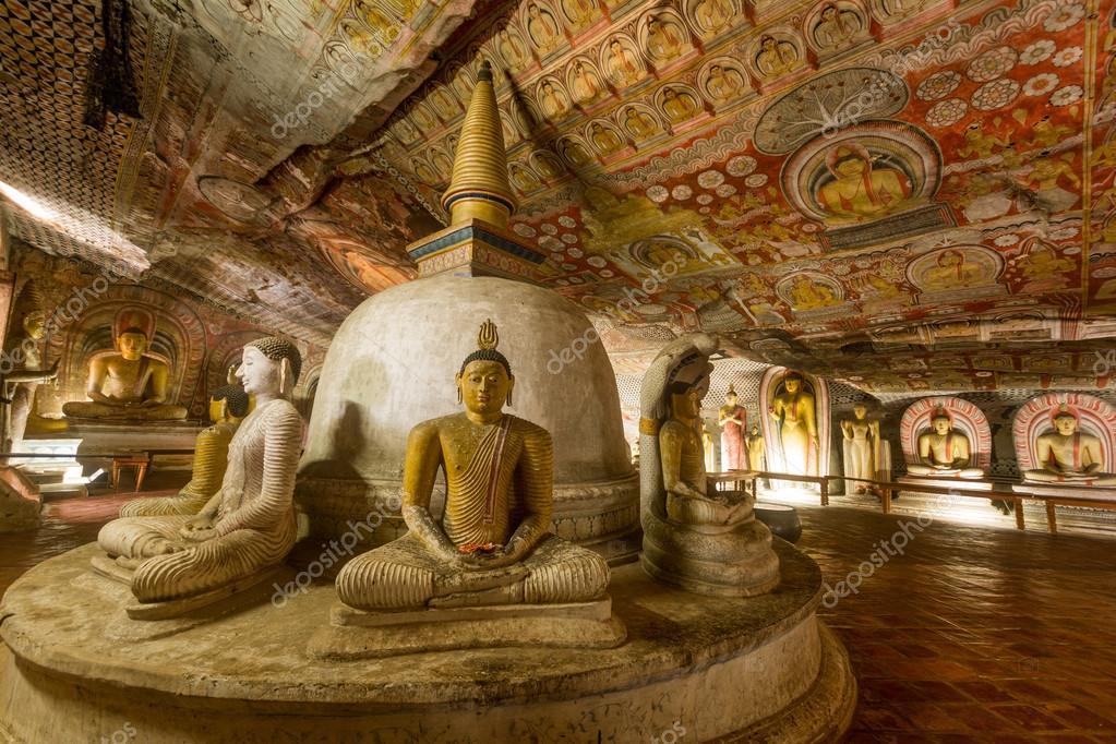 sri lanka buddhist temple - 1024×683