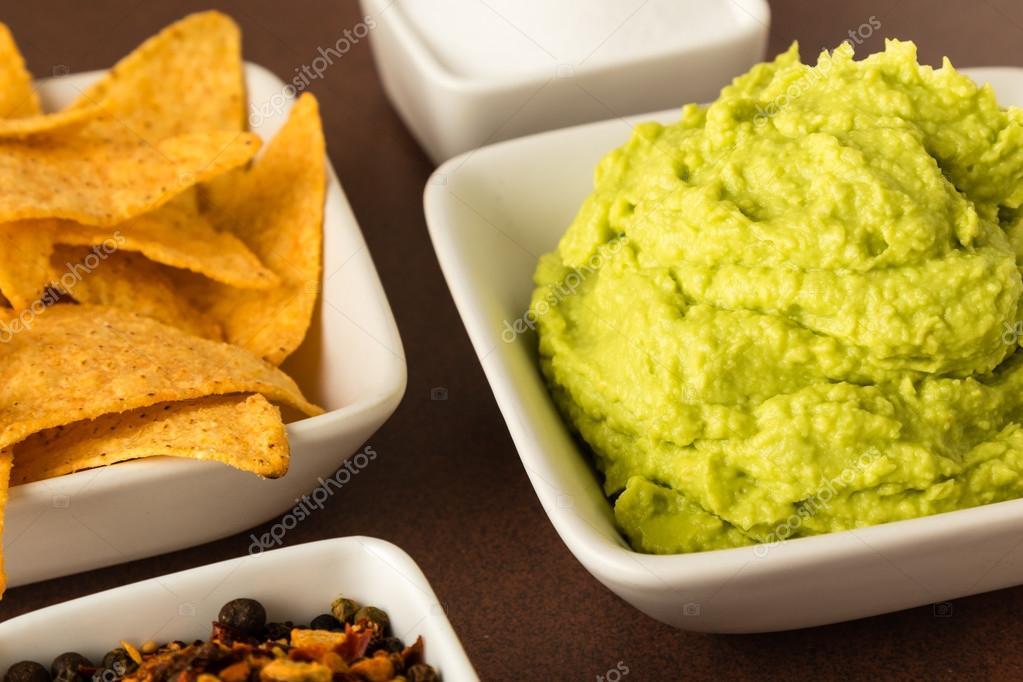 guacamole krydda