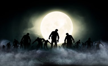 Zombie World illustration