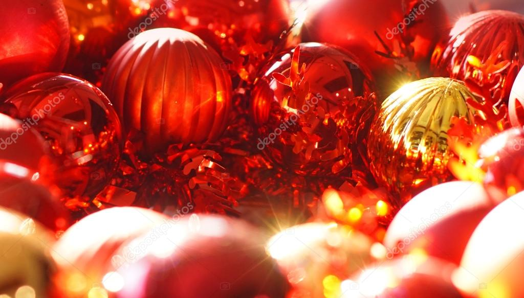 depositphotos 59696781 stock photo red and gold christmas ornaments