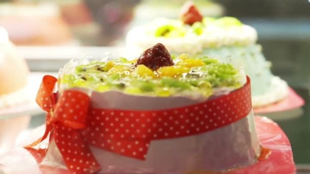 Vynikající pečivo sladké moučníky piškot na pekárnu