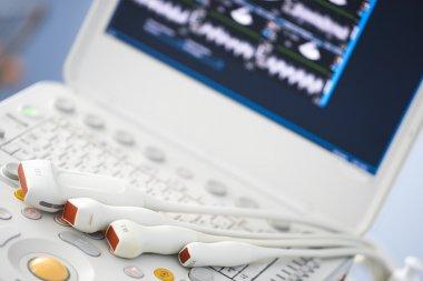 modern ultrasound machine