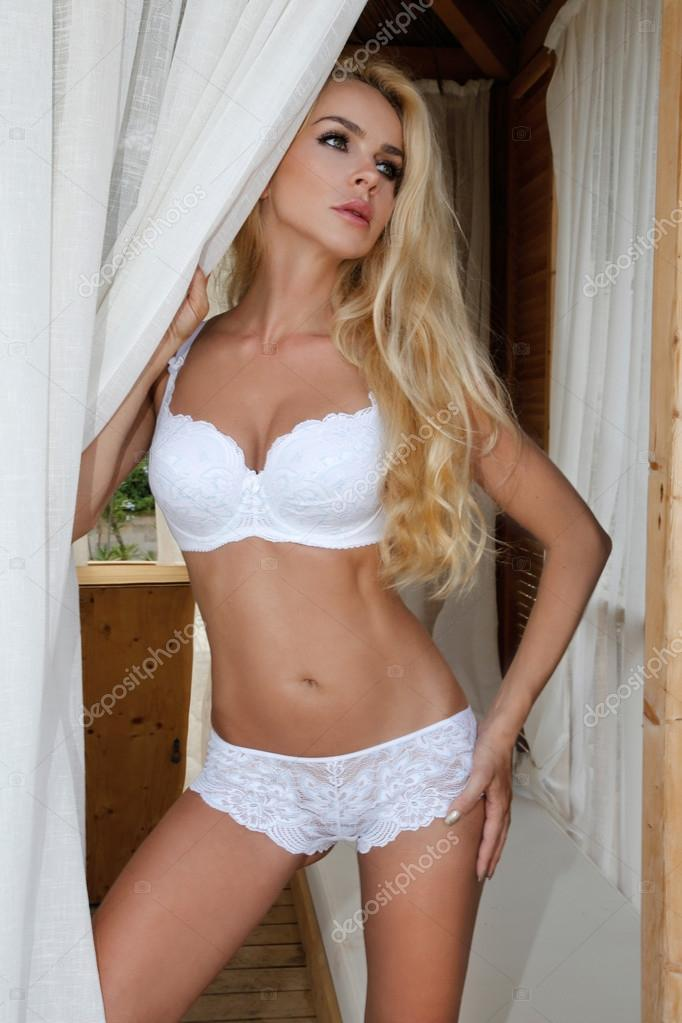 Long white haired porn