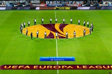 PAOK VS FIORENTINA UEFA EUROPA LEAGUE