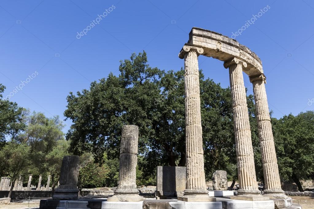 vacances-en-grece-olympie