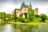Fotografie hrad na Slovensku