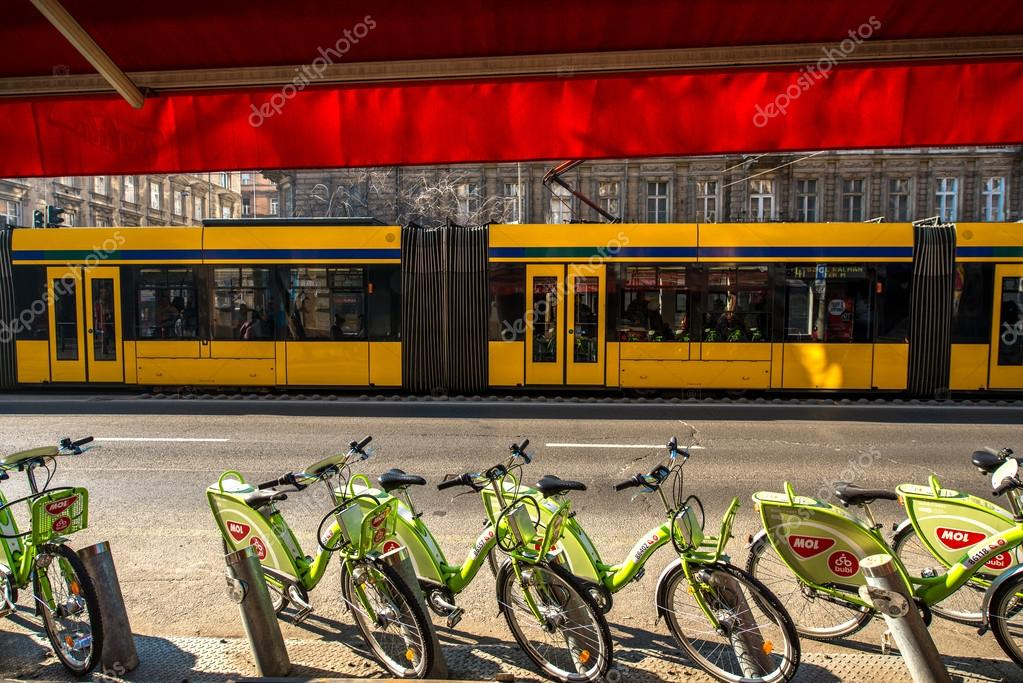 Transportation in Budapest