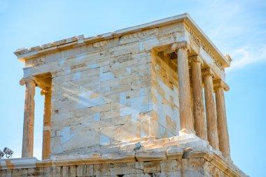 Nike temple in Acropolis