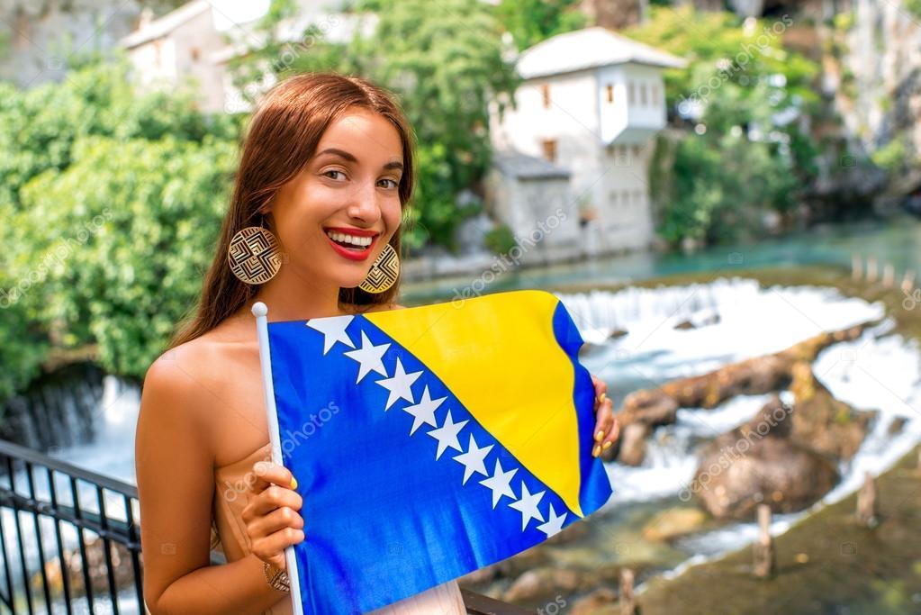 Dating a bosnian woman