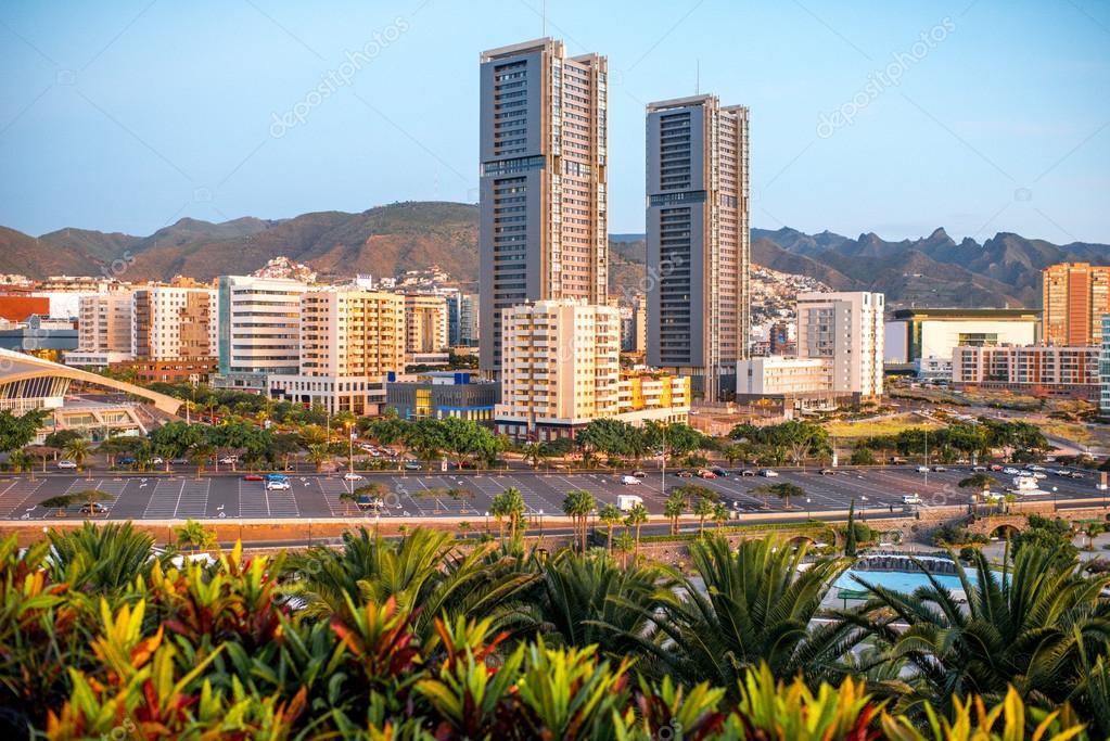Paisajes Urbanos De Canarias