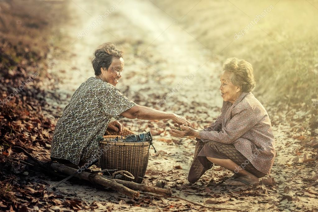 Thai elderly