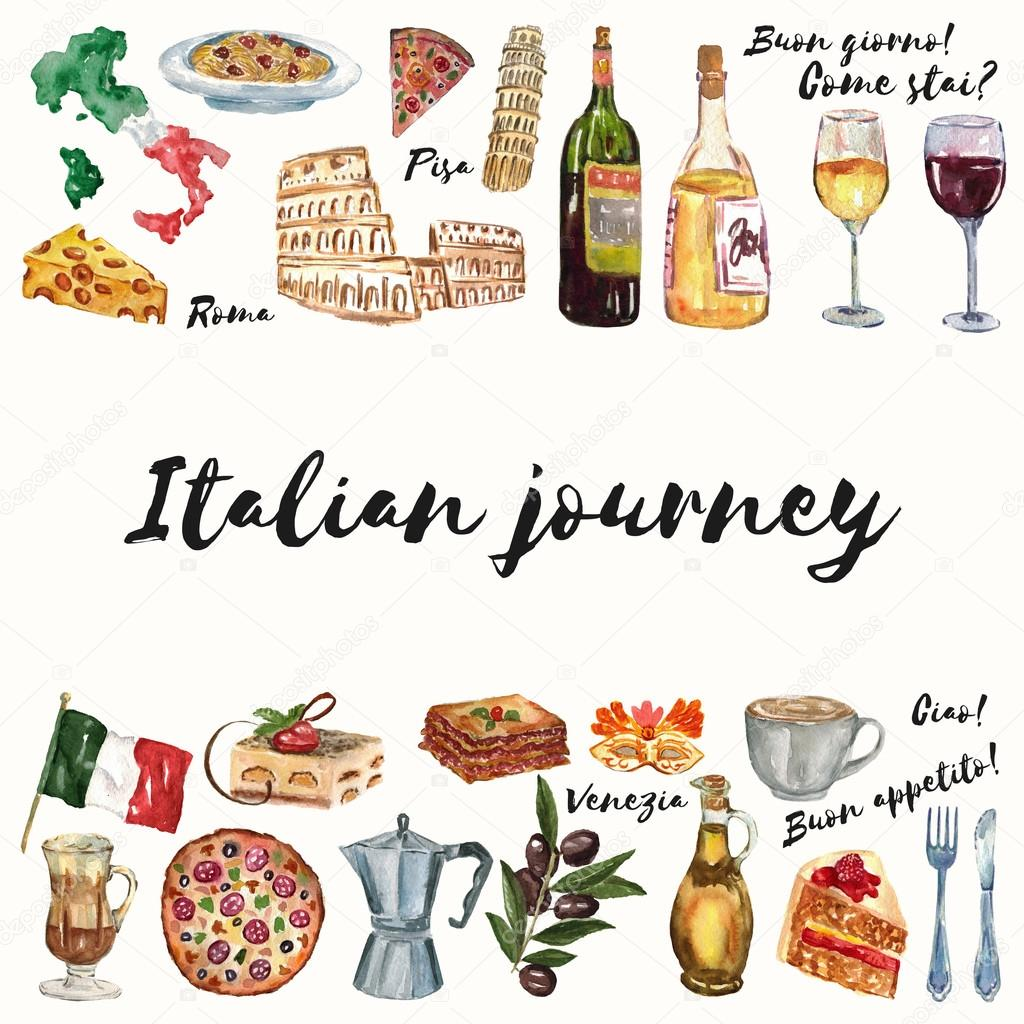 Viagem italiana cozinha comida cultura idioma ol for Avventura journeys in italian cuisine