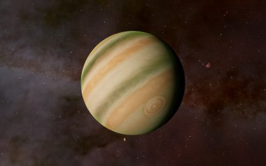 Fantastic Jupiter