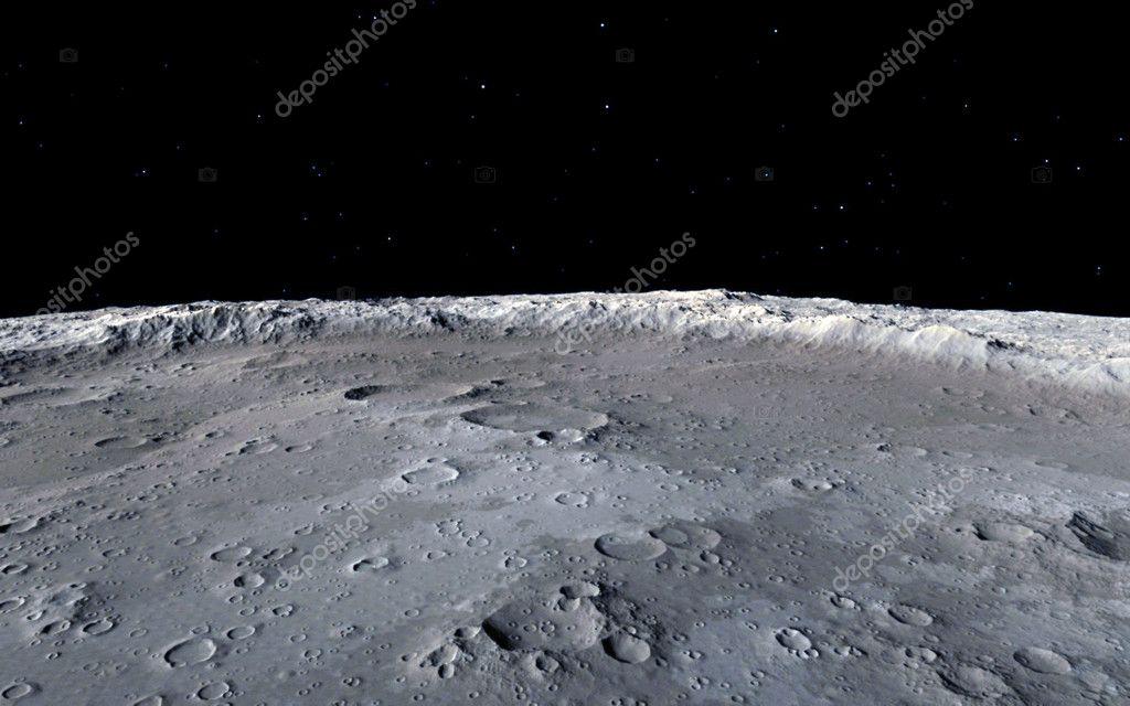 spacecraft found on moon - HD1500×1000