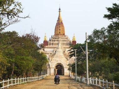 The Ancient Ananda Temple in Bagan, Myanmar (Burma)