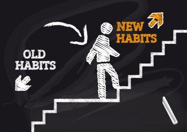 old Habits new habits