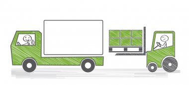 Cargo, Logistics