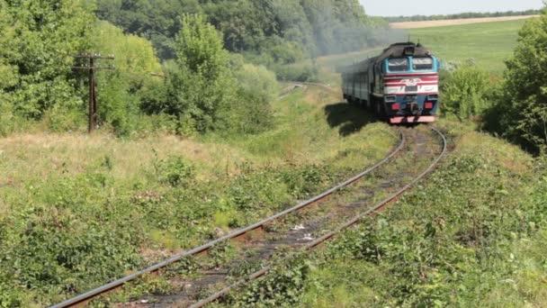 Vlak-diesel