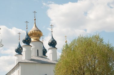 Rostov the Great, Spaso-Yakovlevsky Dmitriev monastery