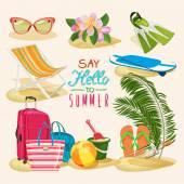 Sommer-set