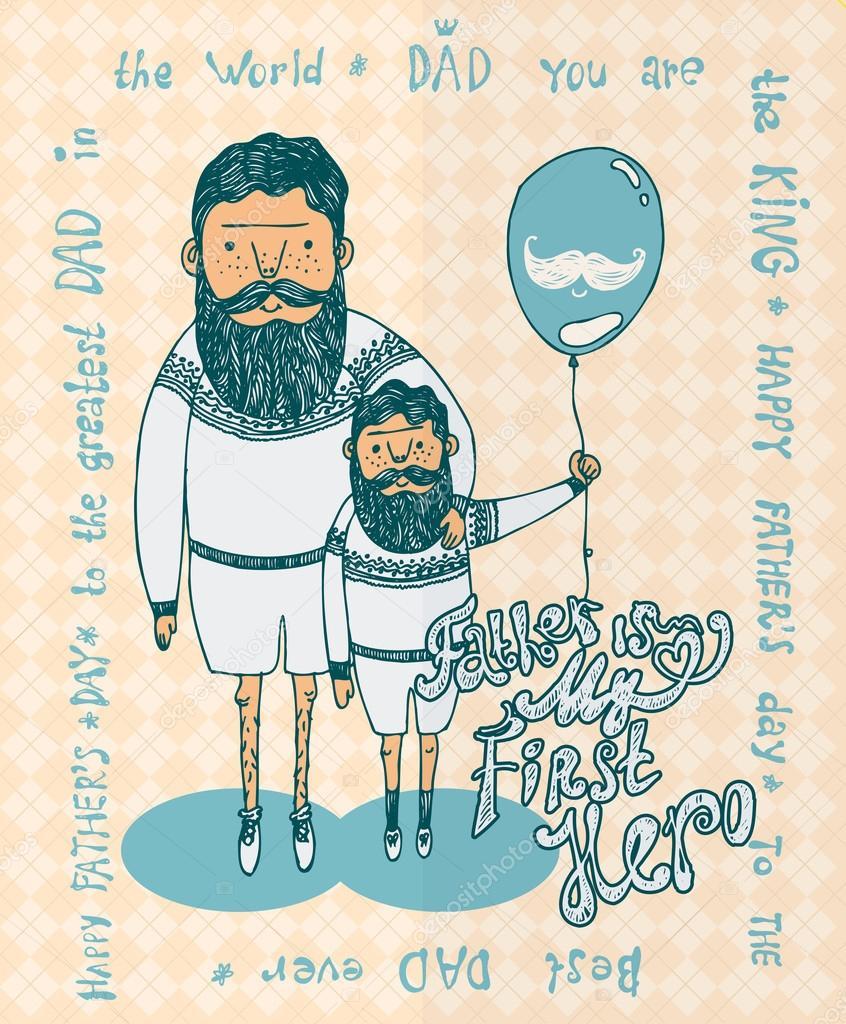 День отца открытка бангладеш, картинки днем рождения