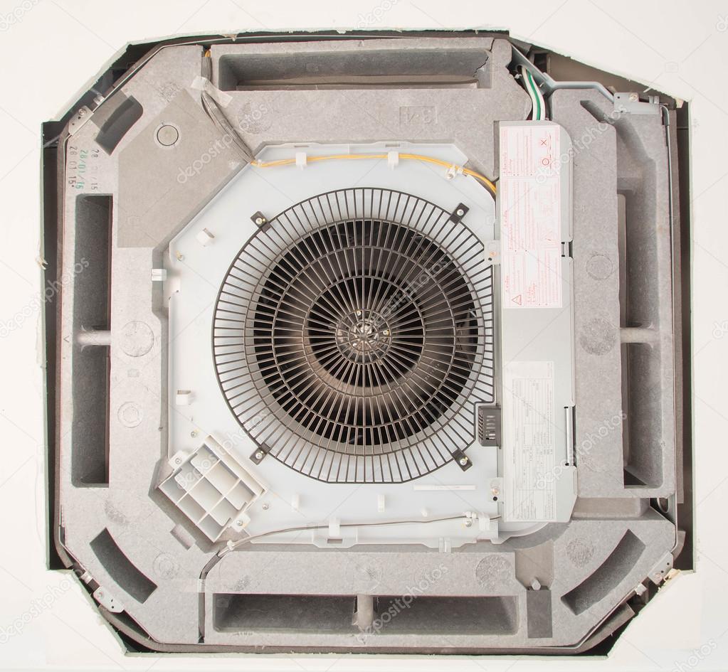 Aire acondicionado para instalar en techo, condición de aire tipo ...