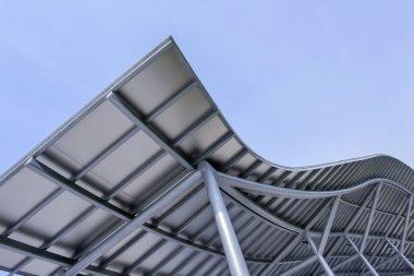 design metal roof structure