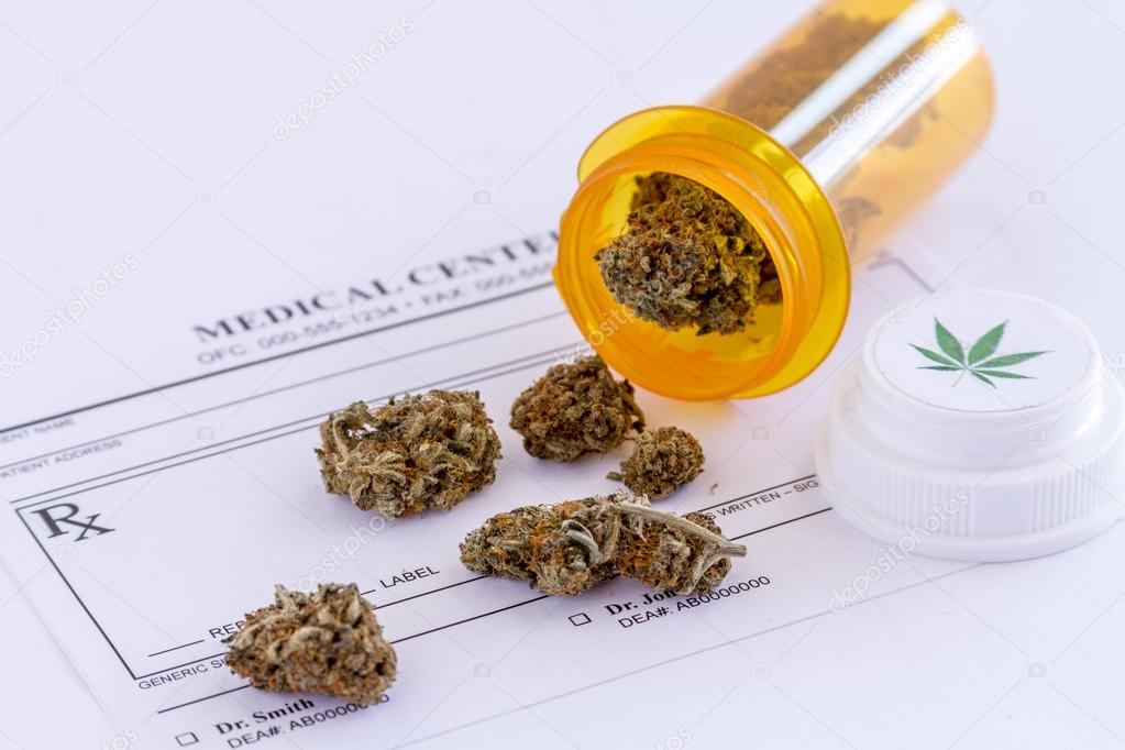 Medical Marijuana Buds and Seeds