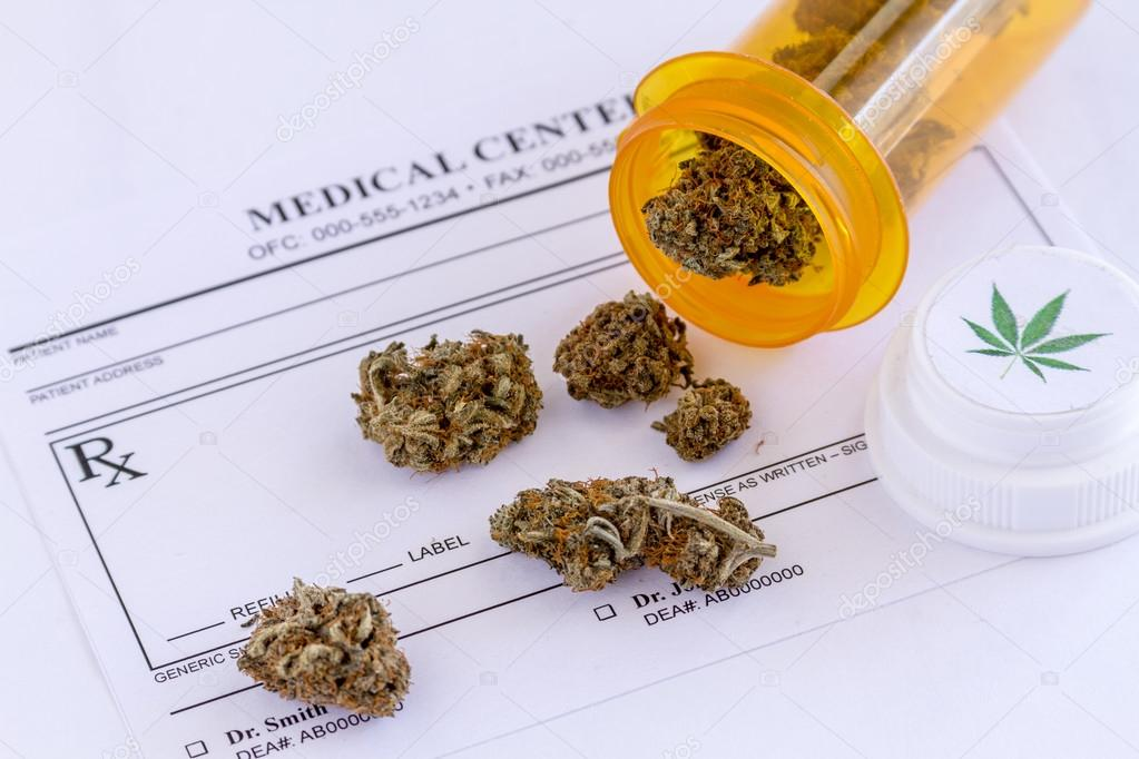 Medical Marijuana Buds and Seeds