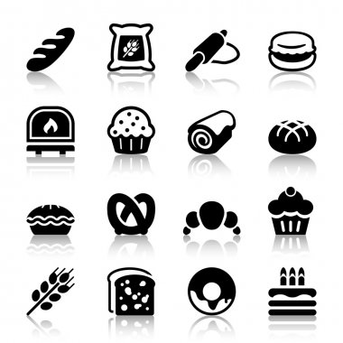 bakery iconset reflex