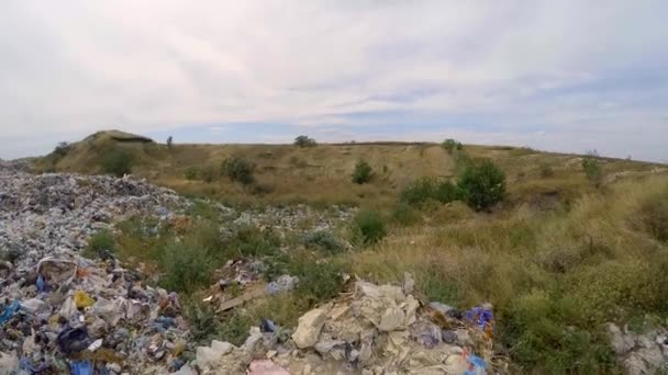 Large Heap Of Wastes At Landfill In Ukraine