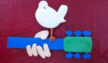Woodstock Music Festival Logo