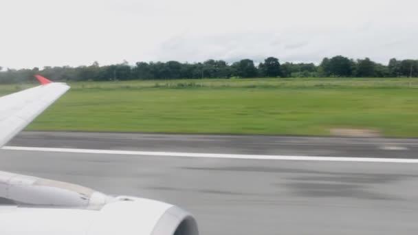 letadlo z ranveje