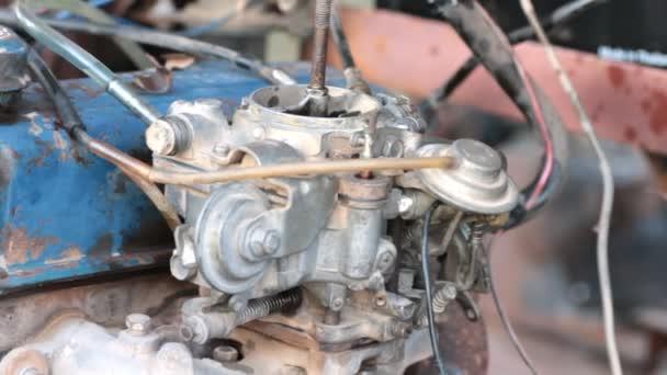 Optimalizace běhu karburátor