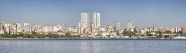 Panoramic View Of Fenerbahce, Kalamis, Istanbul, Turkey